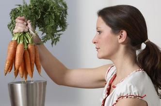 胡萝卜吃多了小心不孕