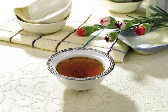 百合酸枣茶
