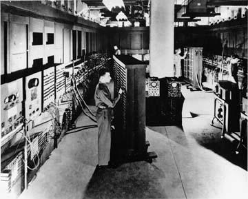 第一台电脑叫什么名字