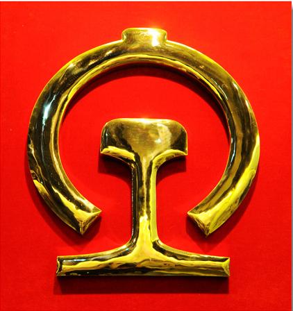 中国铁路路徽的含义