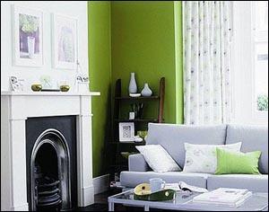 如何让夏季居室更清凉的搭配方法