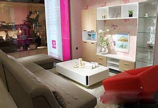 巧换沙发套让房间呈现不同色彩