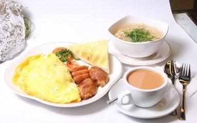 早餐吃什么好 1分钟早餐完美搭配