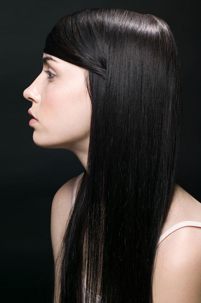 中医护发 让你拥有乌黑亮丽头发