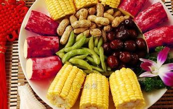 食物含有不问的营养成分