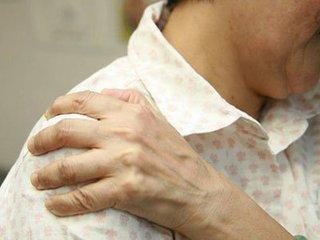 老年肩周炎持续发展典型表现