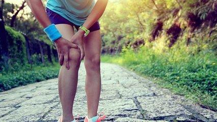 """不当使用、力量不足易导致""""跑步膝"""""""