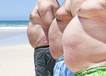胖男人痰湿竟可致不育