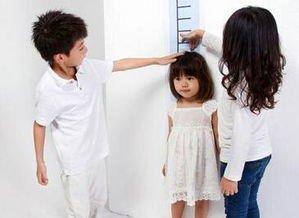 孩子高矮与激素有关,促使孩子长高的办法